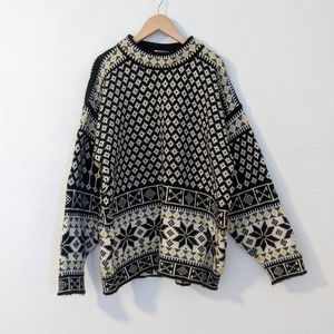 Dale of Norway Rare Vintage Wool Knit Sweater